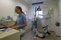 Tandlæge klinik