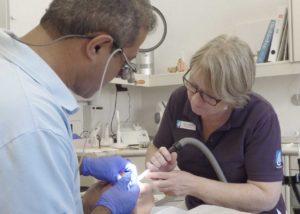 Tandbehandlinger hos tandlæge i Faaborg